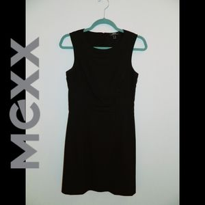 Mexx Pinstripe Fitted Dress